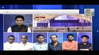 Hardik Patel vs Mahesh Savani, appreciation of compromise!   Vtv Gujarati