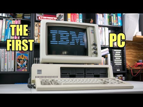 The Original IBM PC 5150 - the story of the world\'s most influential computer