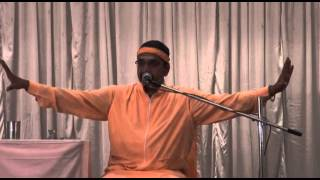 Chinmaya Mission Pledge Talks by Swami Mitrananda - Talk 2