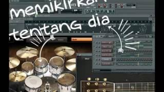 Armada - Asal Kau Bahagia - Cover Instrumen Karaoke