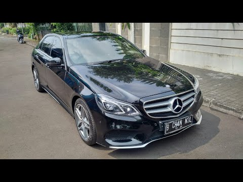 In Depth Tour Mercedes Benz E400 AMG W212 Facelift (2014) - Indonesia