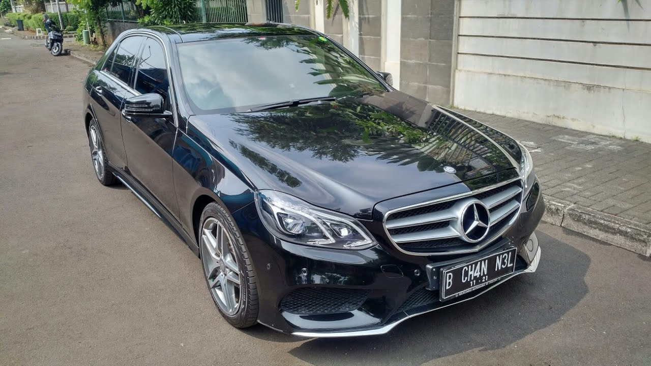 in depth tour mercedes benz e400 amg w212 facelift 2014