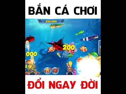 Tải game bắn cá thần tài online, bắn cá siêu thị đổi thưởng cực hot