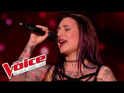 Alannah Myles – Black Velvet | Amélie Piovoso | The Voice France 2015 | Épreuve ultime