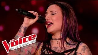 Alannah Myles Black Velvet Amélie Piovoso The Voice France 2015 Épreuve Ultime