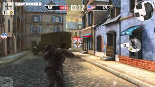 Brothers in arms 3 Aftermath map HD