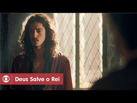 Deus Salve O Rei: capítulo 69 da novela, quinta, 29 de março, na Globo