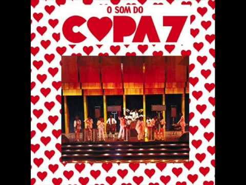 Copa 7 - LP O Som do Copa 7 Volume 2 - Album Completo/Full Album