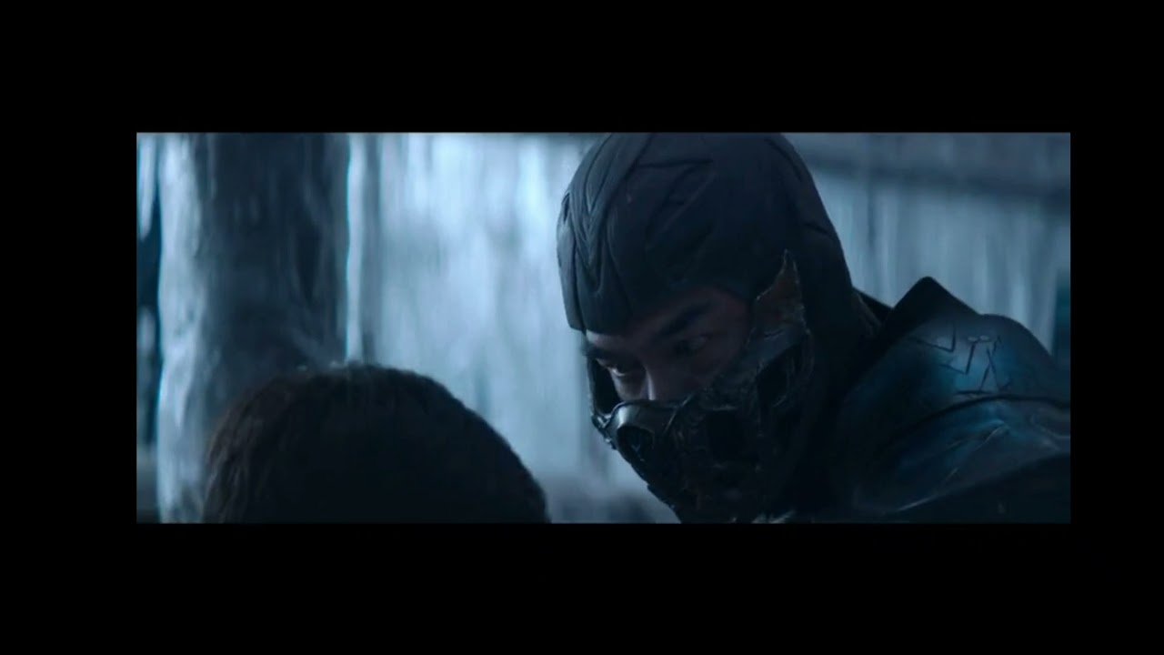 Появление Скорпиона — Мортал Комбат 2021 / Scorpion's appearance — Mortal Kombat 2021