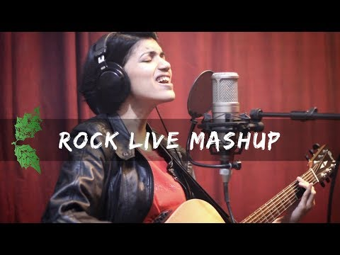 God Rest Ye Merry Gentlemen // We Three Kings (Rock Mashup LIVE) | Christmas MMs