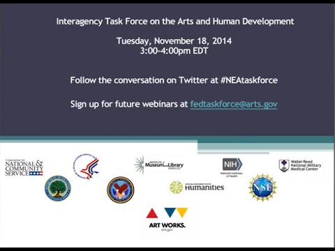 Arts & Human Development Task Force November 2014 Webinar