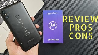 Motorola Moto One Power Review after Usage with Pros & Cons