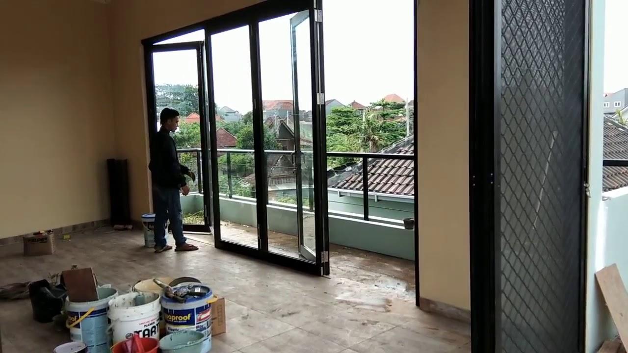 Harga Pintu Aluminium 1 Cm Coklat | Pintu Aluminium 0813 ...