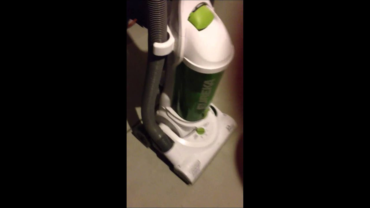 Eureka Quot The Boss Quot Vacuum Cleaner Review Youtube