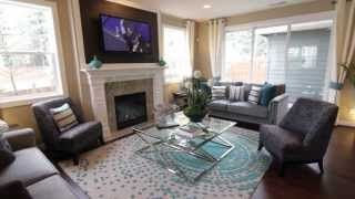 Seattle Washington Real Estate Video Tours - Polygon Homes - Forest Ridge - Residence 2