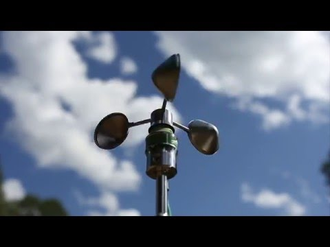 Richards Industrial Wind Sensors