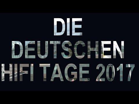 Erfolgsbilanz für Deutsche HiFi Tage 2017 - präsentiert von AUDIO, stereoplay & video
