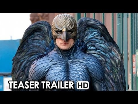 BIRDMAN - Official Teaser (2014) HD