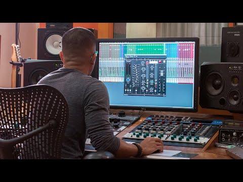 Lindell Audio - 50 Series Channel & Buss - Eryck Bry Demo   Plugin Alliance