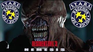 Resident Evil 3: Nemesis - Nemesis % - HARD MODE - NG+ - Gamecube