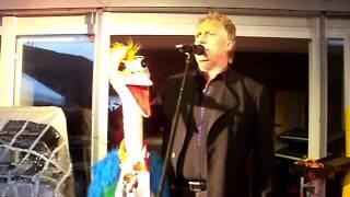 MEDIA TRANS RHENUM: RHEIN IN FLAMMEN in Spay - Werner Schaffrath und Dodo