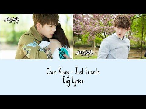 [旋风少女2 Tornado Girl 2 선풍소녀2 OST Song] 陈翔 Chen Xiang - Just Friends ENG LYRICS