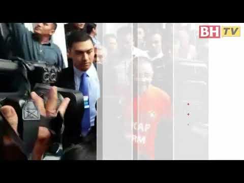 Isa Samad dibebaskan