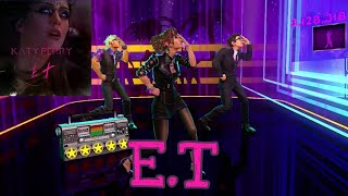 """Dance Central Fanmade-""""E.T""""by Katy Perry"""