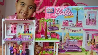 Barbie Build N' Style Beach House Mega Bloks Barbie And Nikki By Kidztoyz Nz