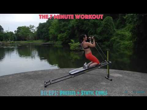 7-Minute Strength Training Workout