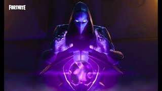 "Fortnite Omen skin Gameplay ""darkness is here"""