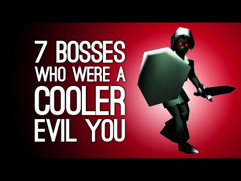 7 Boss Fights Against Your Evil, Cooler Self
