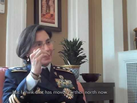 InSight Crime Interview with Nicaragua Police Chief Aminta Granera about Bluefields