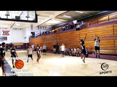 [ 309 Sports ] Peoria High Lions Basketball (Summer Hoops Festival)