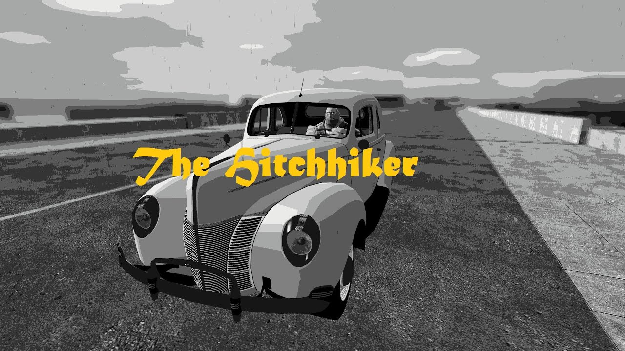 The hitchhiker youtube