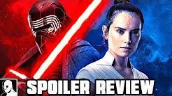 Star Wars 9 Review/Kritik Deutsch SPOILER ! DerSorbus