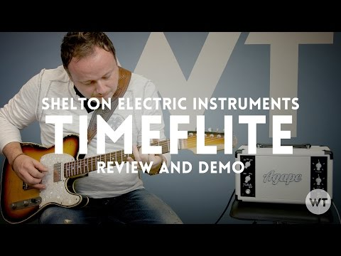 Shelton Electric Instruments - TimeFlite Review and Demo