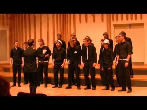 Manchester University Barbershop Chorus - You're 16, You're Beautiful and You're Mine