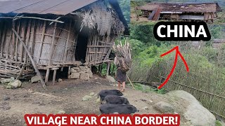 My Village And House Near China Border || Kesse Bagang Village Near China Border, Arunachal Pradesh