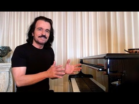 "Yanni: Master Class ""Special"" - Illustrating the Creative Process - Portuguese Subtitles"