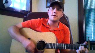 """Desperado"" Clint Black version. Acoustic cover by Jason Hicks"