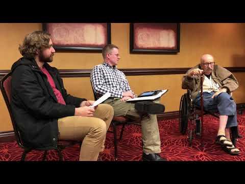 Fan Interview with Gene Wolfe