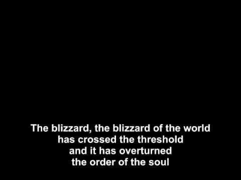 The future karaoke - Leonard Cohen (Completa).Natural Born Killers