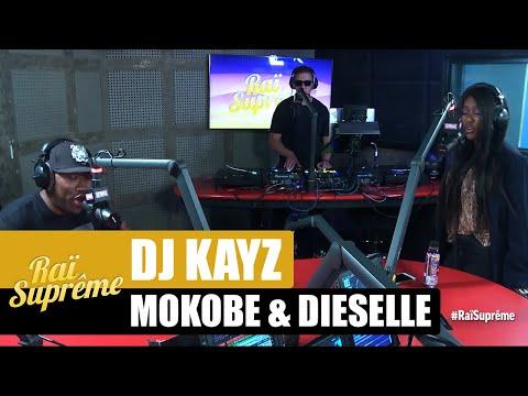 Youtube: Dj Kayz«Soirée» Ft Mokobé & Dieselle Interview & Live #RaïSuprême
