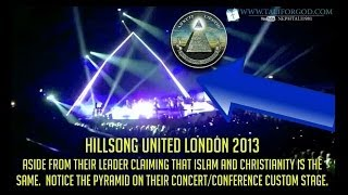 Truth Hurts, Lies Kill: Hillsong/Islam, The Pope/Copeland, Corrupt Christian Music!
