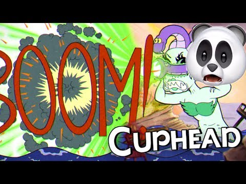 Thumbnail: NOW WITH PANDAMOJI!! | CUPHEAD [#7]