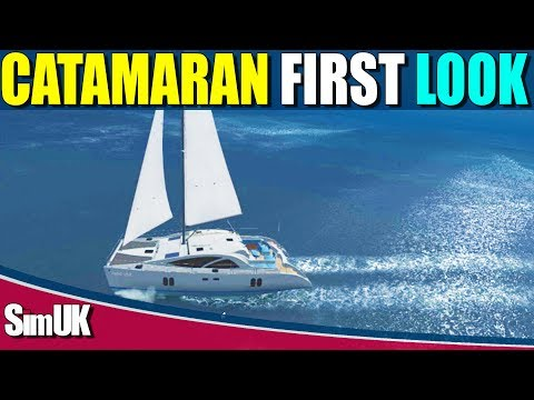 Sailaway Catamaran 52' First Look Review | Personalising | Thoughts on Sailaway Future
