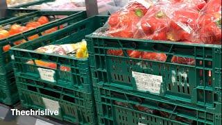 Roamler - vor Ort im Geschäft / Tomaten Check Erklärung / Regalmeter Erklärung