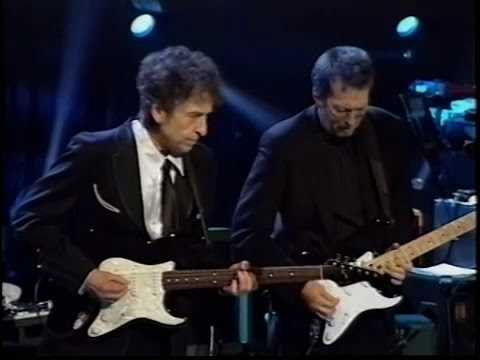 Bob Dylan - Eric Clapton - It Takes a Lot to Laugh, It Takes a Train to Cry - 1999 Jun 30