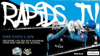 🔴Worcestershire Rapids 🌊 vs Yorkshire Vikings 📺